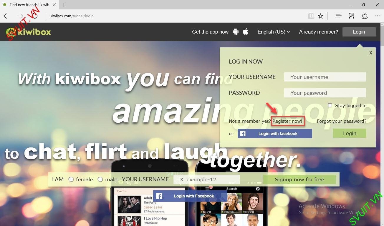 Backlink on Kiwibox.com (2)