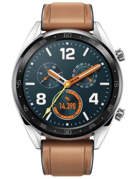Смарт-годинник Huawei Watch Silver GT
