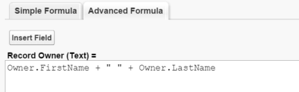 Displaying Additional Salesforce Information for Lookup