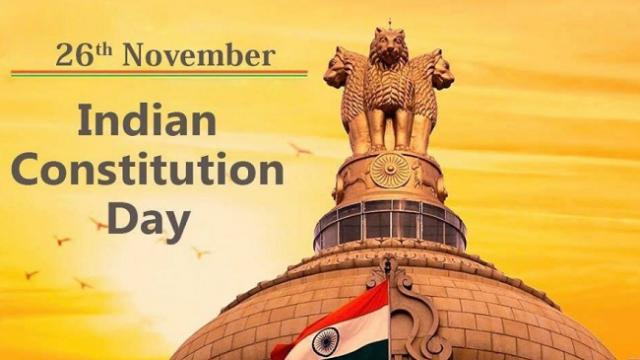 National Constitution Day November 26, 2018