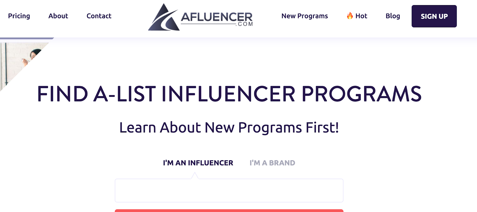 Afluencer - Best Influencer Marketing Platform