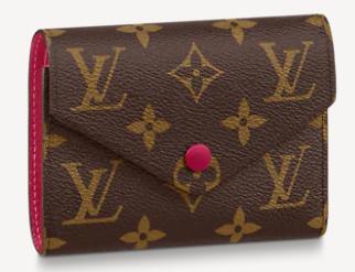 7. กระเป๋าสตางค์แบรนด์ Louis Vuitton