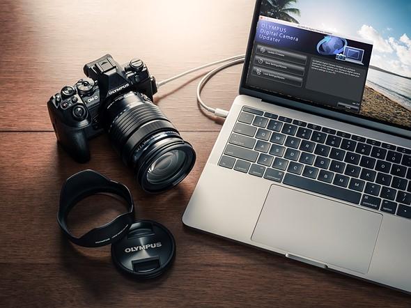 เลือกกล้องที่สามารถเชื่อมต่อกับอุปกรณ์ต่างได้ง่าย