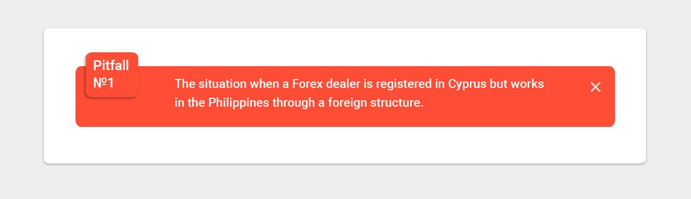 forex trading pitfall 1