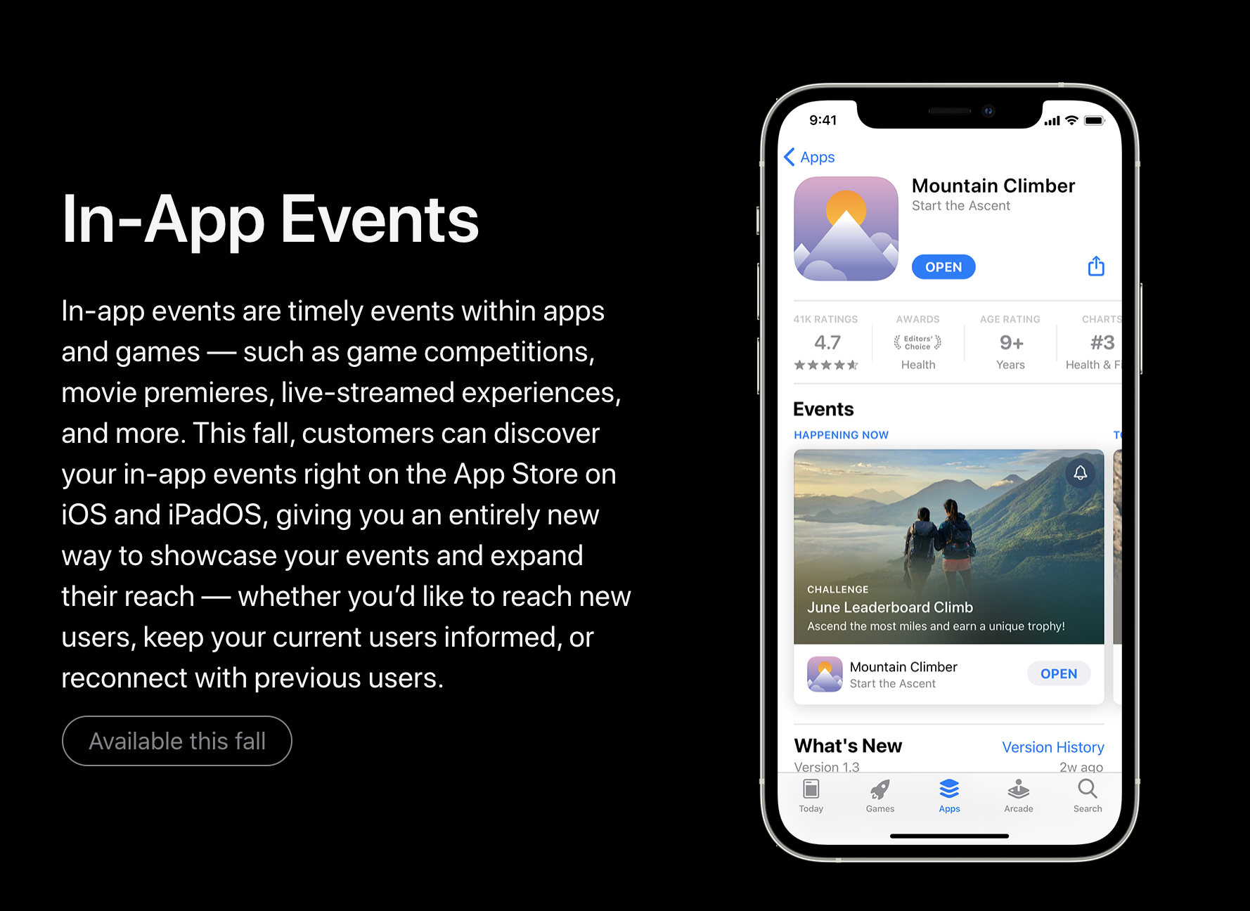 What's the Update: iOS 15's New ASO Features Launch Timeline - 3