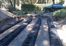 leach drain replace