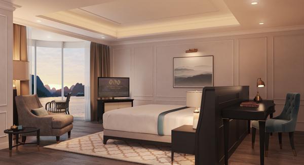 REVIEW VỀ CHẤT LƯỢNG PHÒNG NGHỈ TẠI FLC GRAND HOTEL HẠ LONG BAY 11