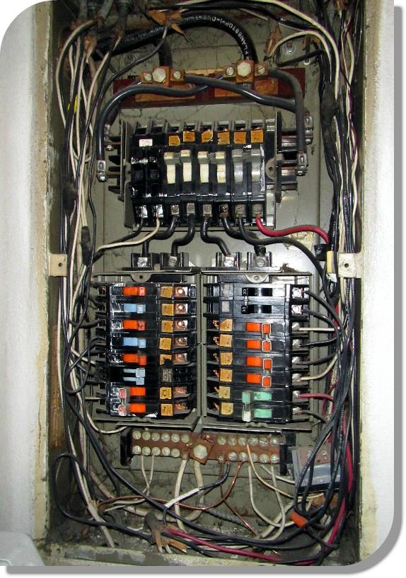 Sylvaniazinsco Circuit Breakers Failure Mechanisms Failure Photos