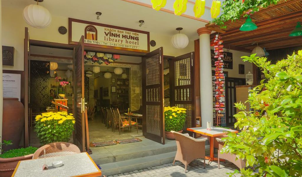 Accommodation in Hoi An
