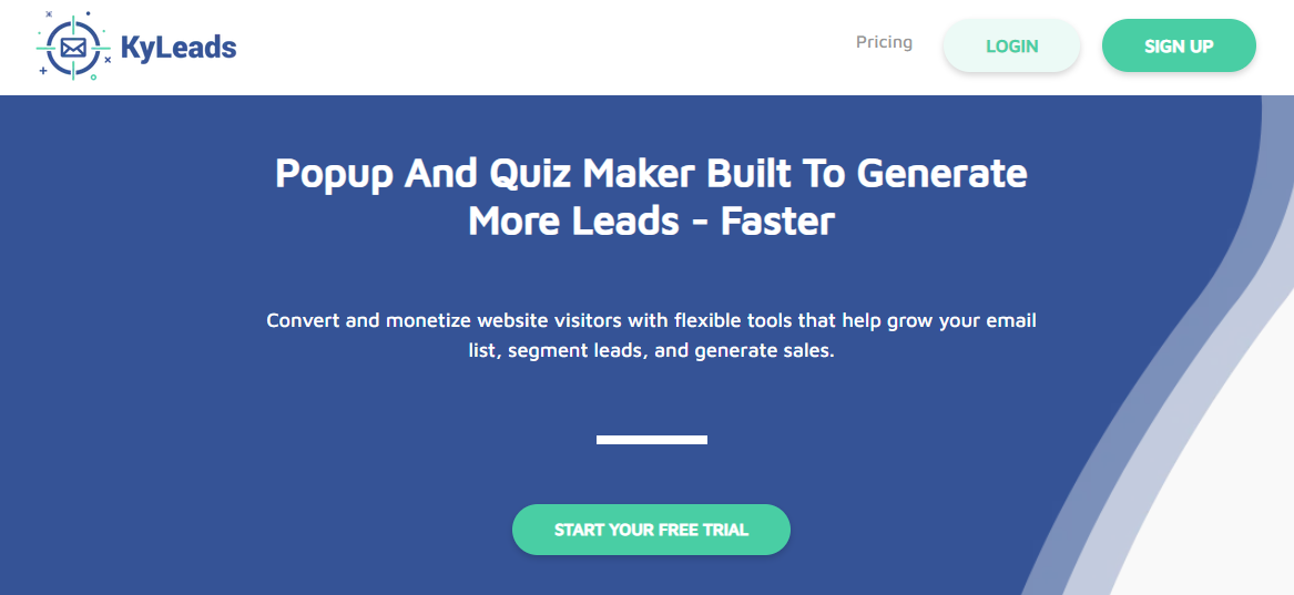 Kyleads is a different way for you to engage leads from Facebook video ads.