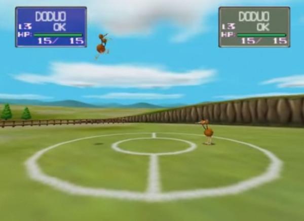 Pokemon Doduo có thể bay