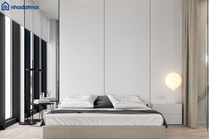 Trang trí phòng ngủ theo không gian nam tính
