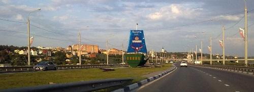 Кемпинги по дороге в Калугу 3109