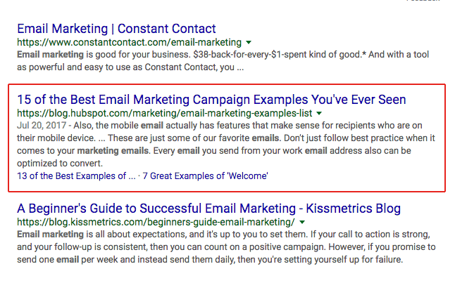 Importance of content in SaaS Marketing