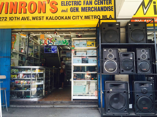 Winland Electric Fan ,Washing Machine, & Audio Center - Appliance Parts Supplier in Barangay 62