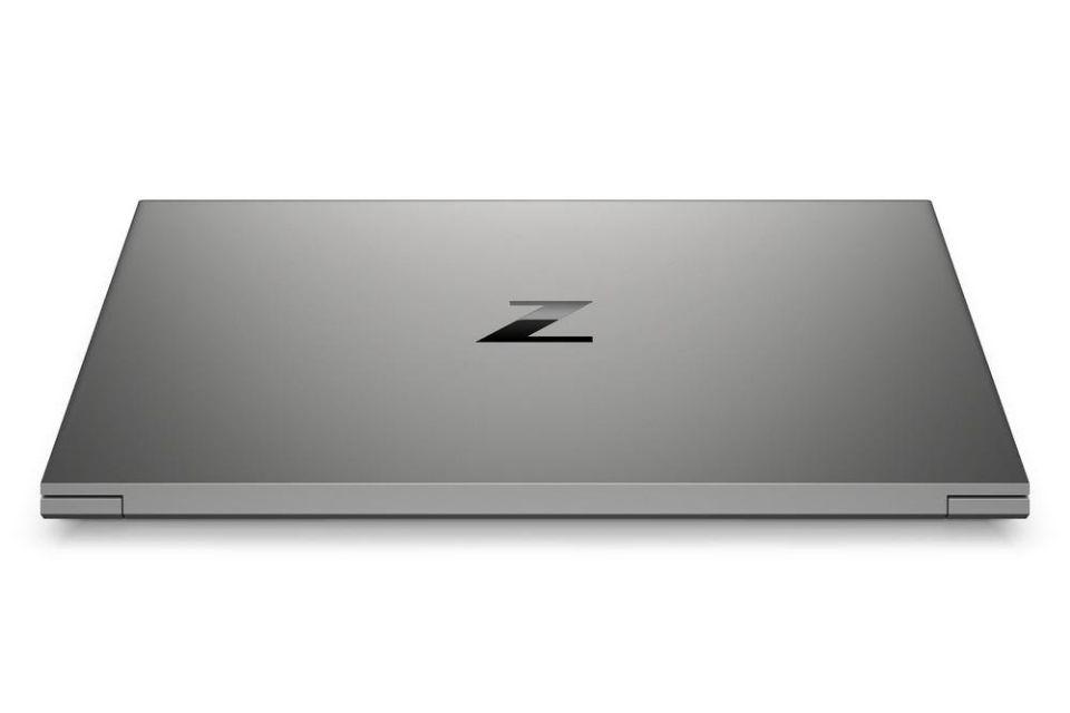 Ở một số dòng HP Zbook có logo chữ Z