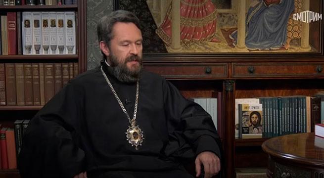 Илларион: глава Фанара возомнил себя вершителем судеб православия