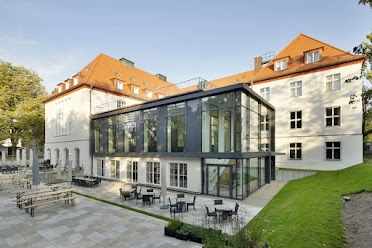 The Harnack-Haus in Berlin, venue of the AMICABLE Final Conference
