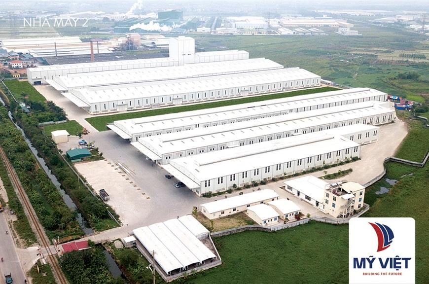 Nhà máy sản xuất hiện đại của bình nóng lạnh Olympic
