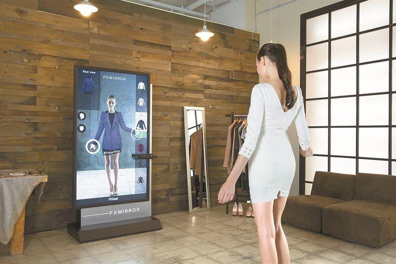 AR Fitting Room Features