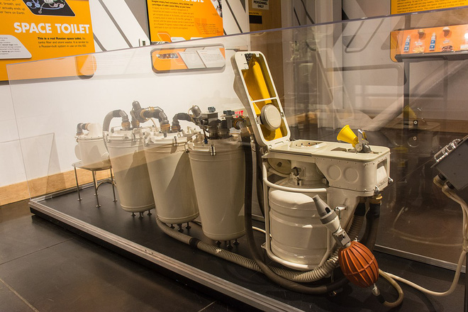 Mẫu toilet trị giá 529 tỷ đồng này sắp được NASA phóng vào vũ trụ - Ảnh 2.