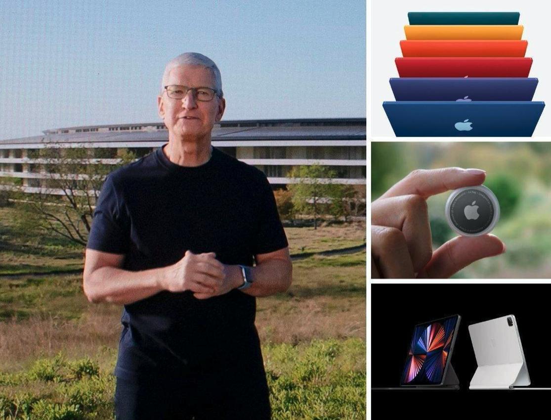 Apple's launch event