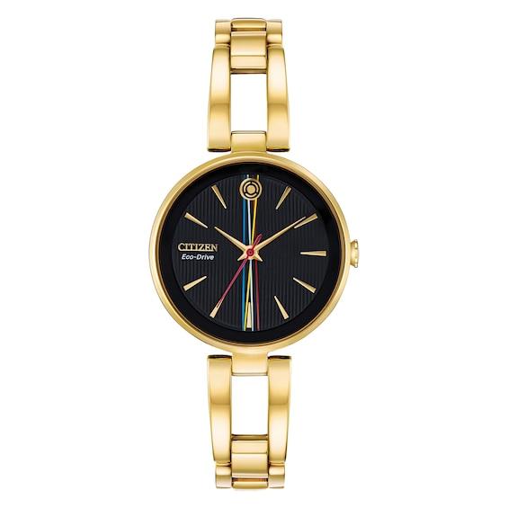 CITIZEN Star Wars C-3PO Limited Edition Ladies' Watch EM0808-51W