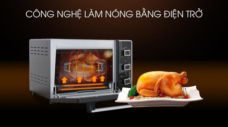 Lò nướng Sanaky VH3599S2D
