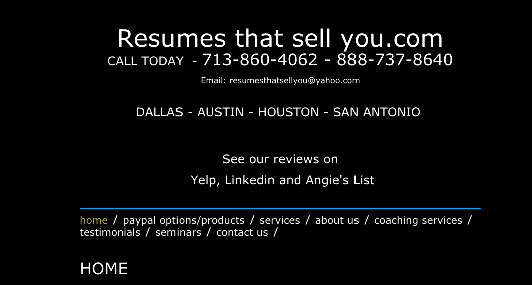 10 best resume writing service houston