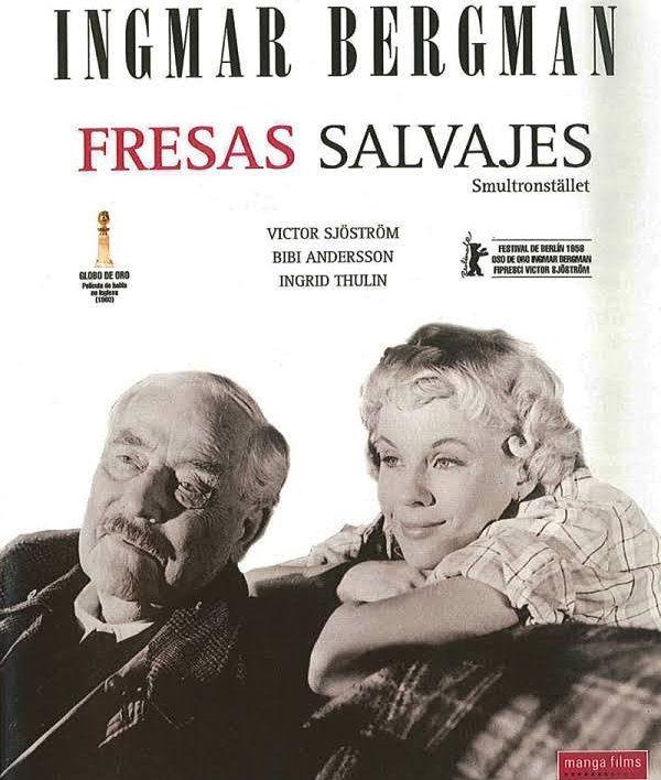 Fresas salvajes (1957, Ingmar Bergman)