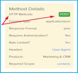 post method