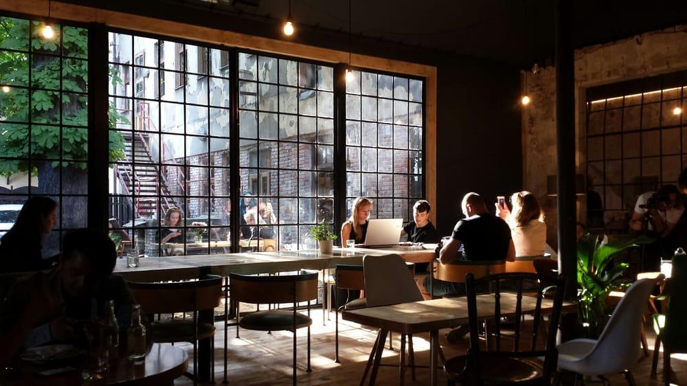Kavárna co hledá jméno cafe prague