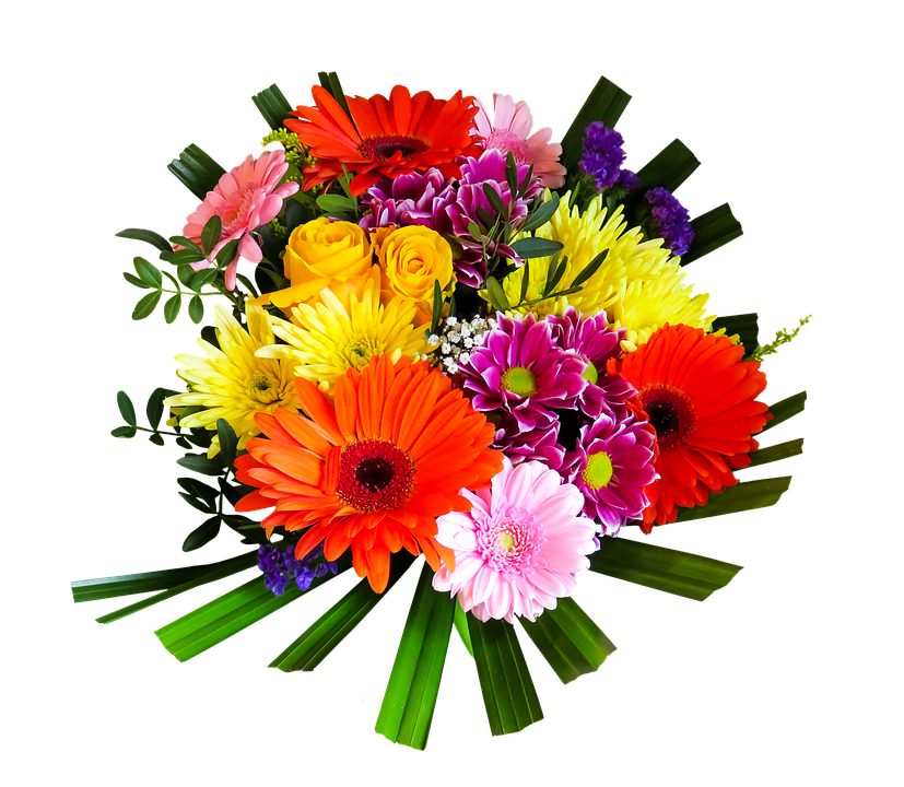 Flowers, Bouquet, Png ...