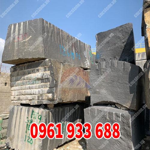 Đá thô đá đen Ấn Độ cao cấp CNC Stone