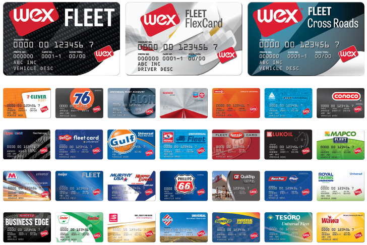wex small business fuel cards