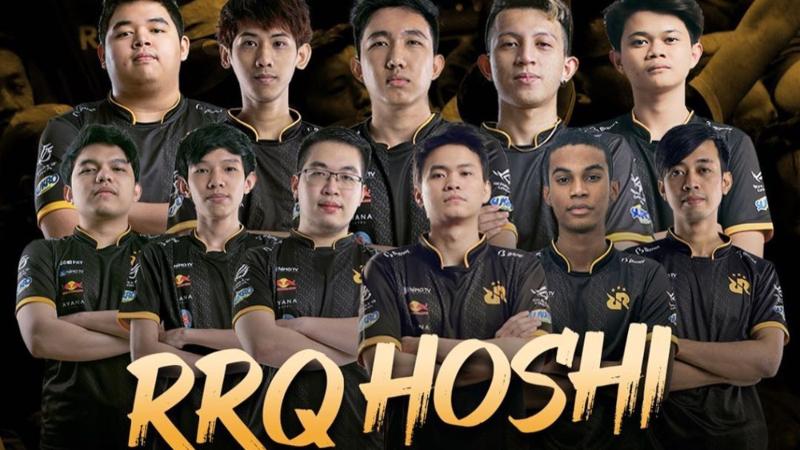 Pelatih dan Pemain Baru tim RRQ Hoshi Resmi diumumkan!