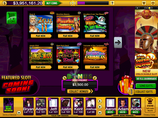 Jackpot Party Casino - Slots apk
