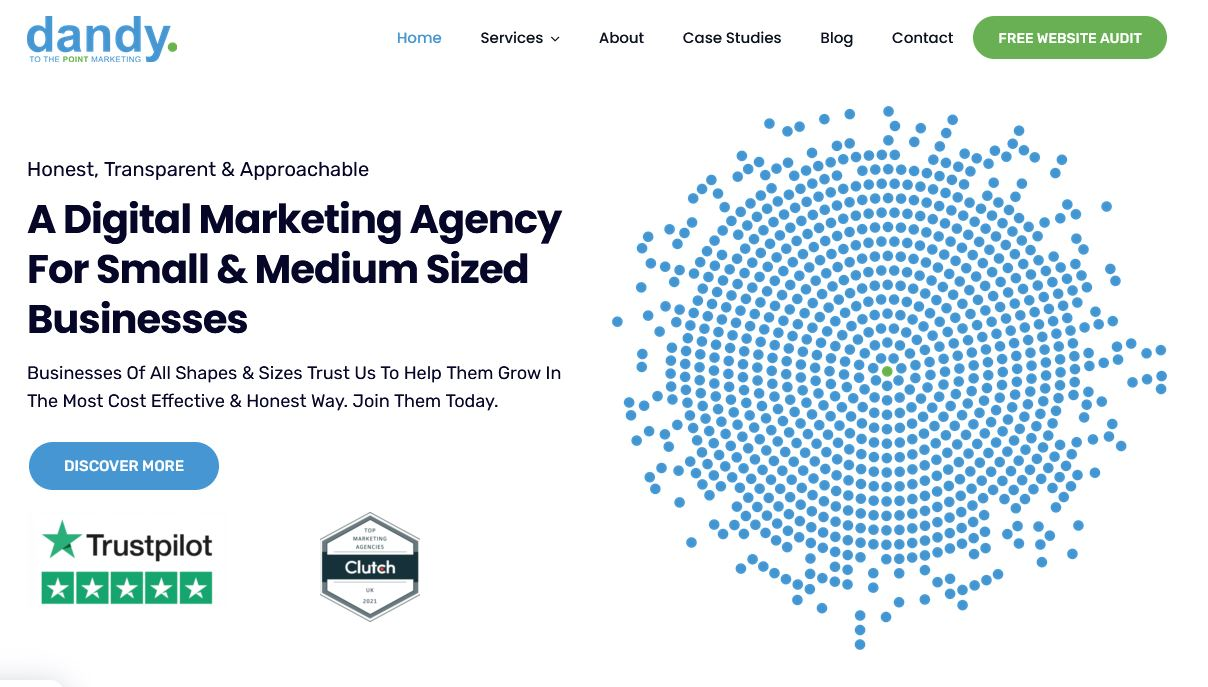 Top Digital Marketing Agency for Small & Medium Sized Businesses