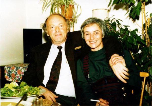 С Иосифом Бродским