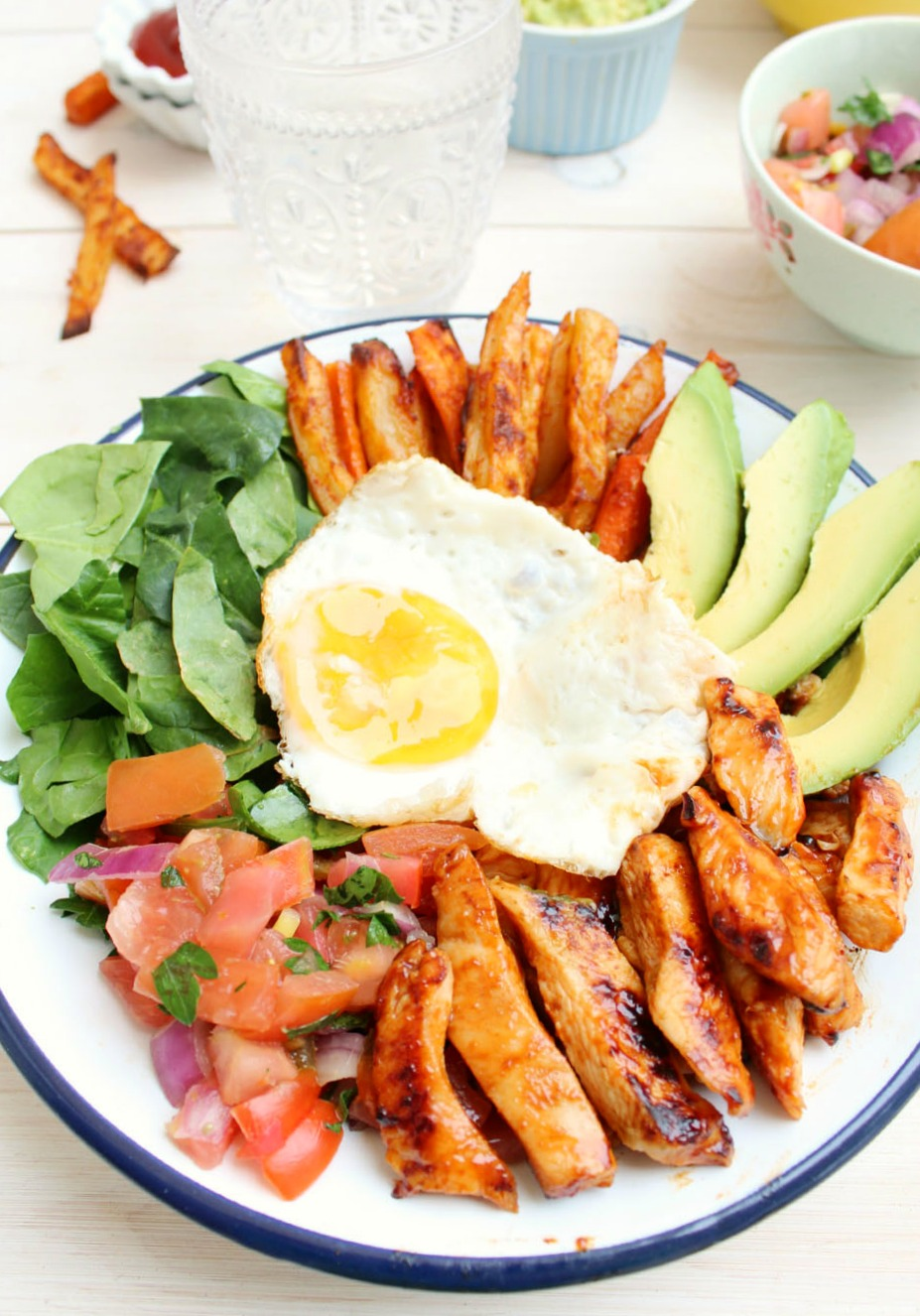 Mexican Paleo Super Food Bowl