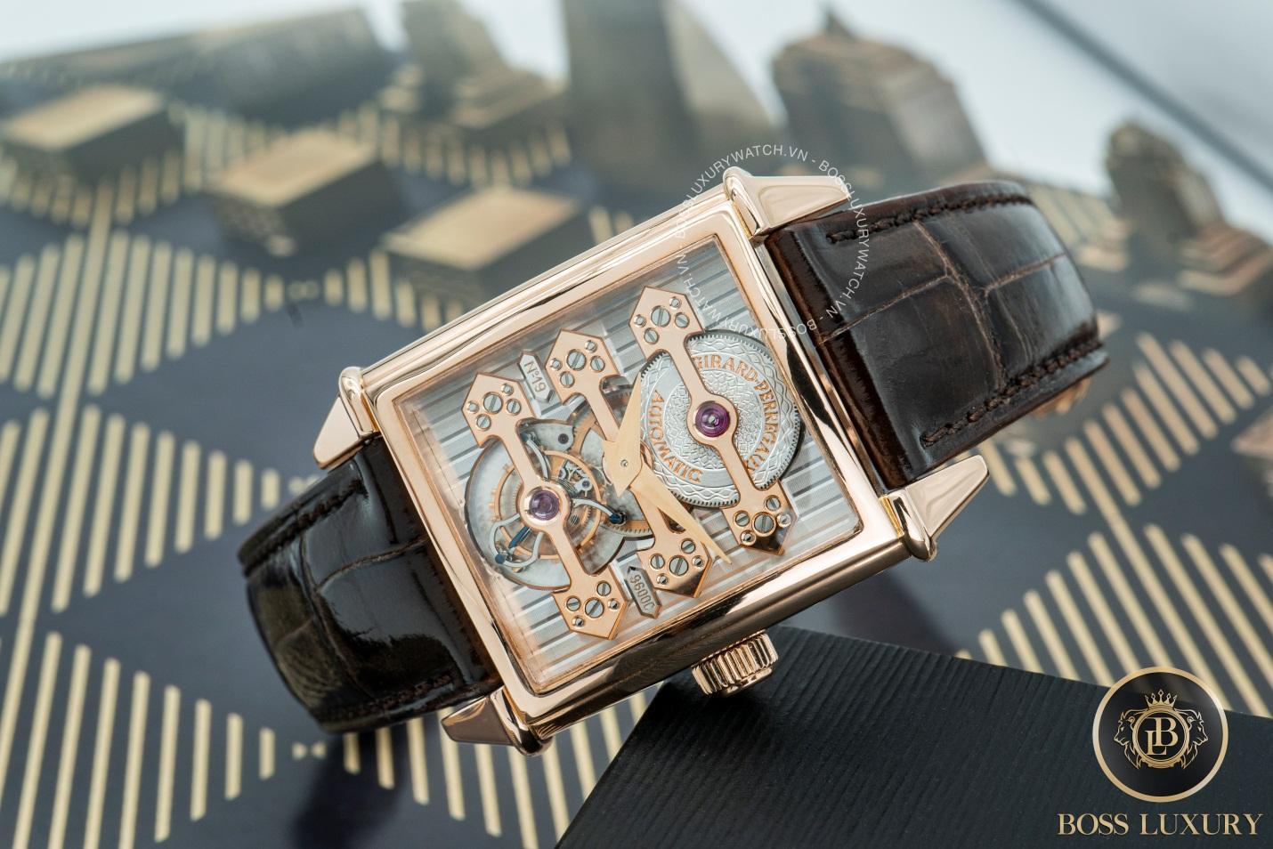 Boss Luxury mách bạn 5 mẫu đồng hồ nam tuyệt đẹp theo từng phong cách - Ảnh 1