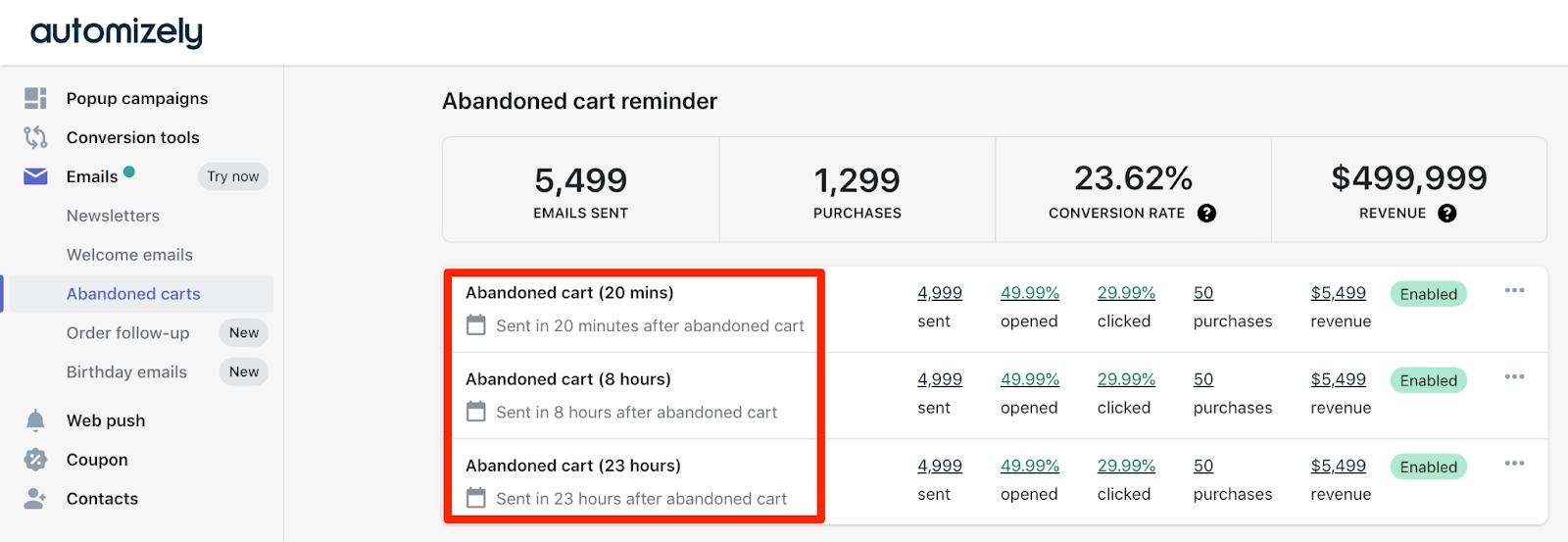 Best Shopify Email Marketing App 2021: Automizely Marketing