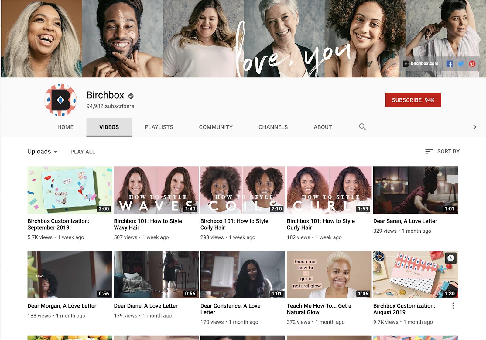 Youtube ads, youtube ads e-commerce