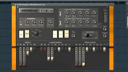 Organized trio - free hammond organ vst demo