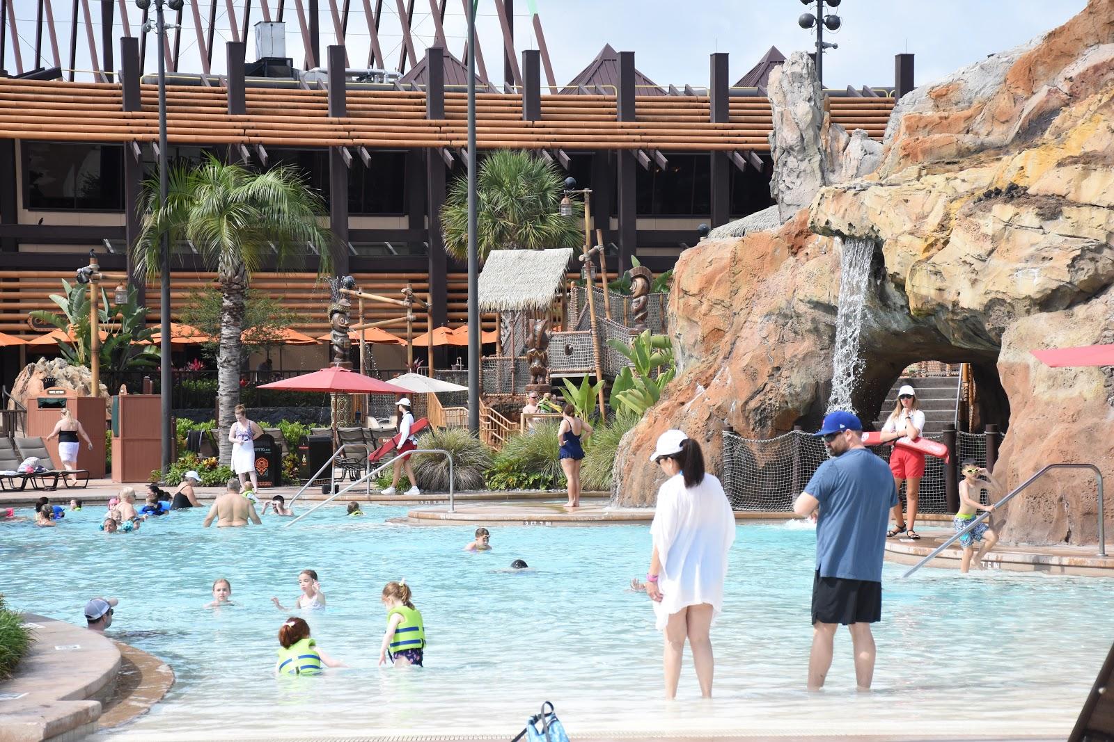Pools at Disney