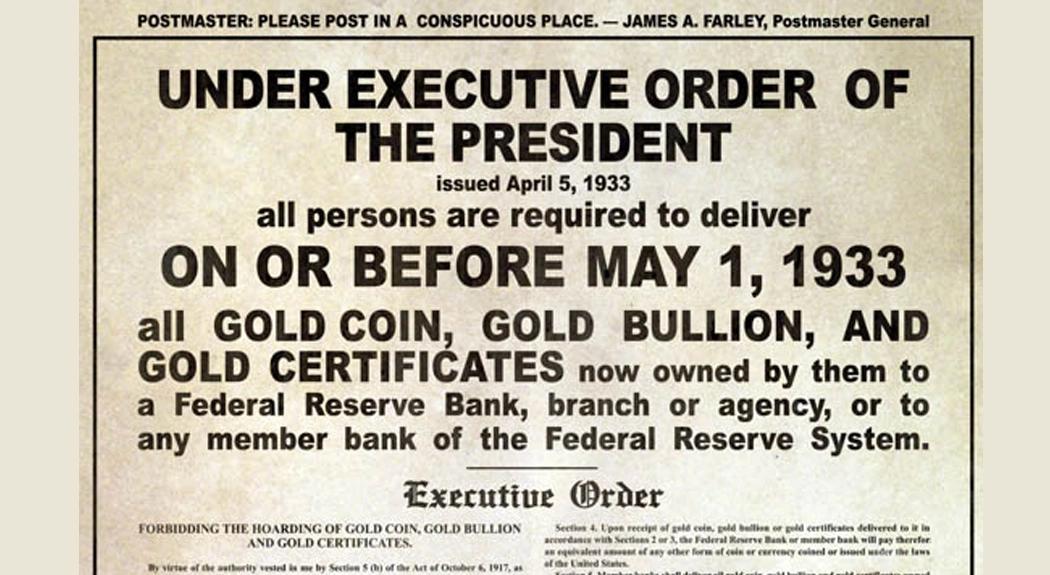 Ordem executiva de Nixon