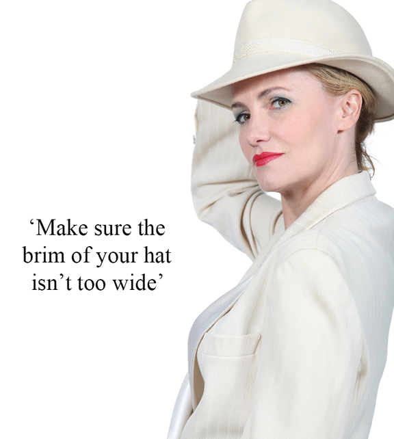 large hat for petite women jeetly