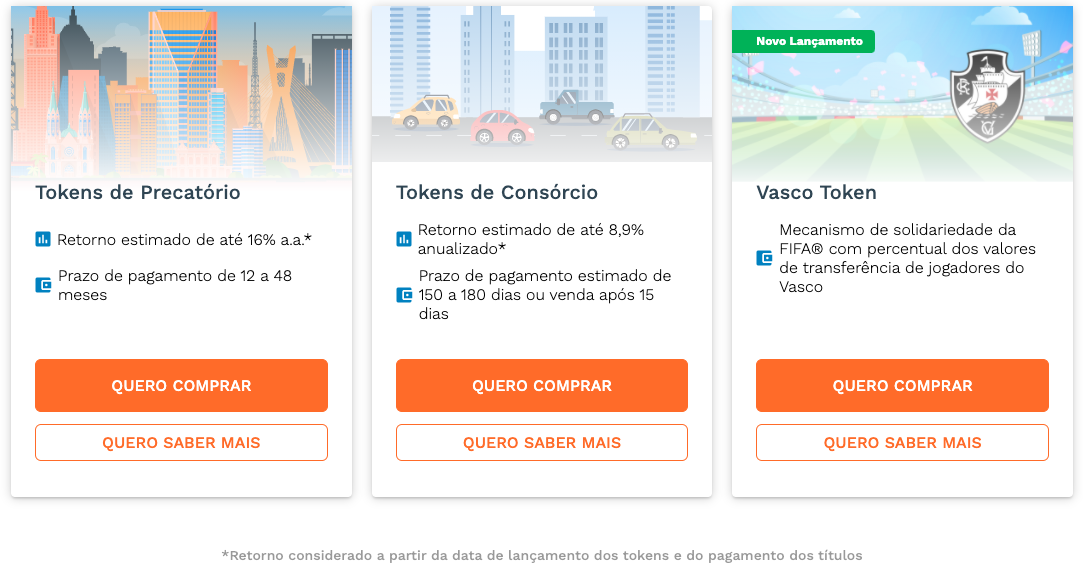 tokens mercado bitcoin