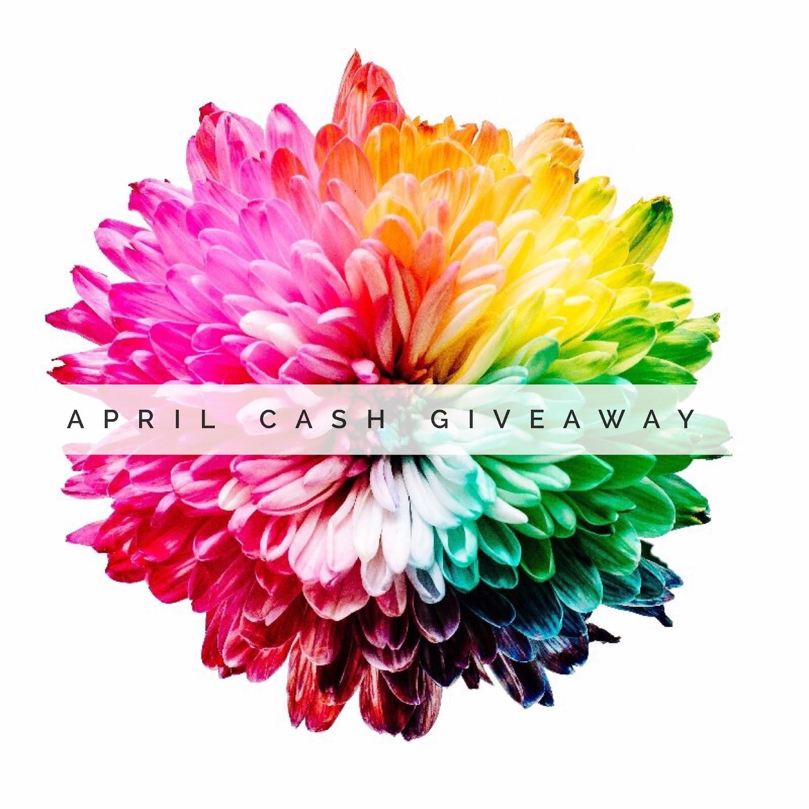 $150 Cash Giveaway