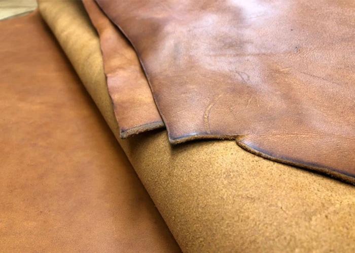 quality of latigo leather